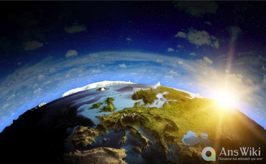 Що таке парниковий ефект?