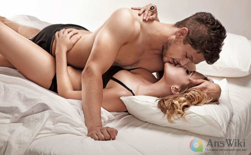 Як потрбно займатися перший раз сексом