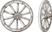 Хто придумав колесо?