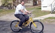 Як вибрати велосипед для повної людини?