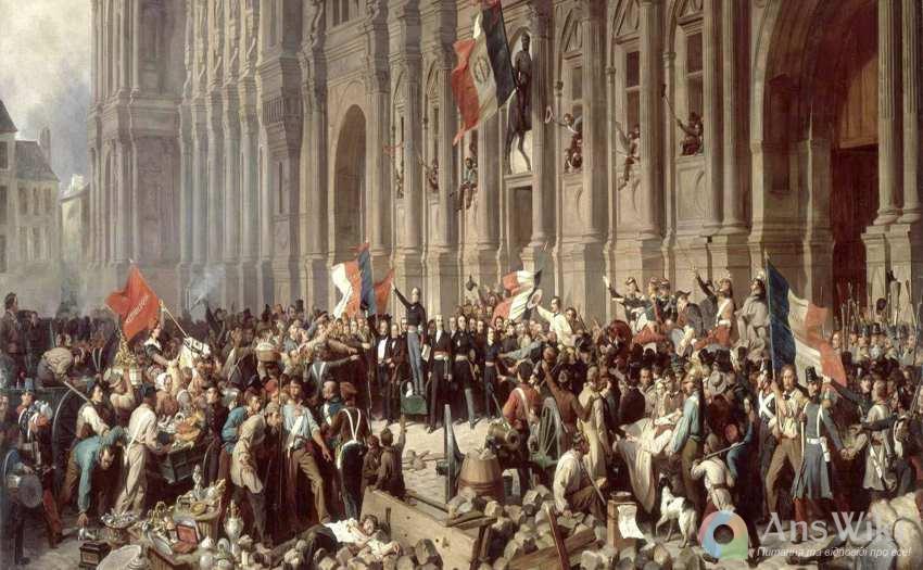 революція у Франції