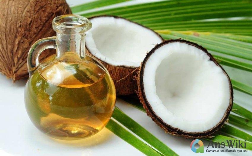 Чим корисний кокос?