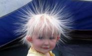 У дитини рідке волосся, чи можна це виправити?